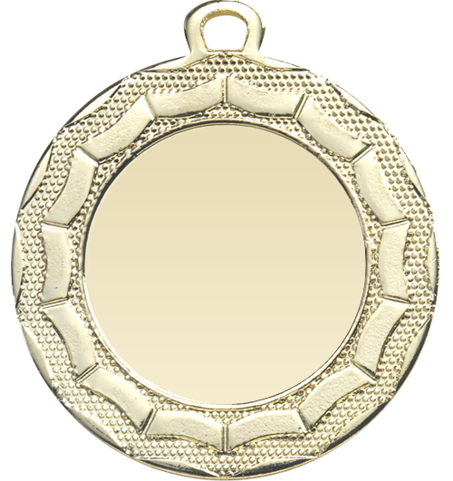 Sportmedaille Gold 40 mm